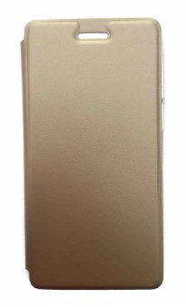 Husa carte Steel Allview P9 ENERGY MINI, Gold S