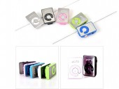 Mini Player MP3 Silver